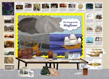 Mayflower:  Research Center