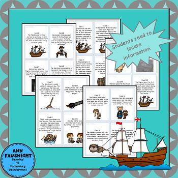 Mayflower Scavenger Hunt