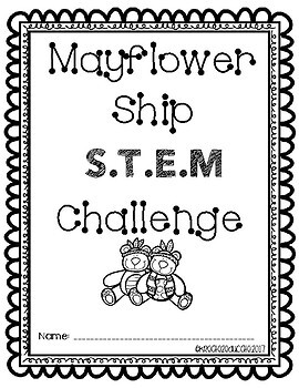 Mayflower Ship STEM Challenge