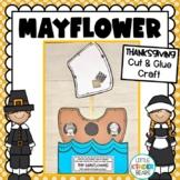 Mayflower Ship: Thanksgiving Craft