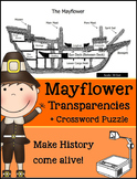 Mayflower Transparencies + a Crossword Puzzle