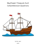 Mayflower Treasure Hunt (A-Z Mystery) Comprehension Questions