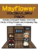 Mayflower Vocabulary Pack