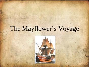Mayflower's Voyage