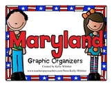 Mayland Graphic Organizers (Perfect for KWL charts and geo