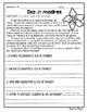 Mayo Literacy No Prep Packet ¡En Español! (1st-2nd-3rd)
