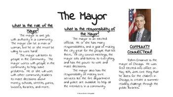 Mayor Close Read