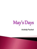 May's Day Activity Packet