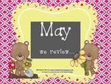 May...we review