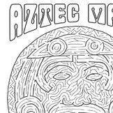 Maze Aztec