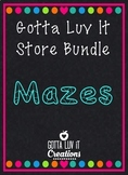 Gotta Luv It Maze Bundle 25% Off