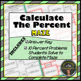 Maze: Calculate the Percent