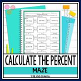 Maze: Calculate the Percent