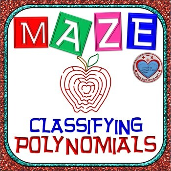 Maze - Classifying Polynomials