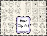 Maze Clipart