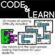 Maze Craze - Tracks and Mazes for STEM Robotics and Hour of Code