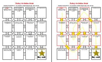 Maze - Find the Median