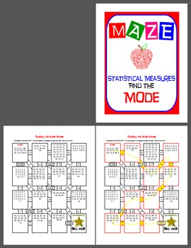 Maze - Find the Mode