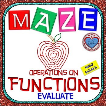 Maze - Functions - All in ONE (Find the value) - Linear Model