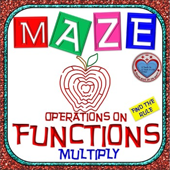 Maze - Functions - Multiplying Functions (Find the Rule)
