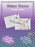 Maze Game Scientific Notation