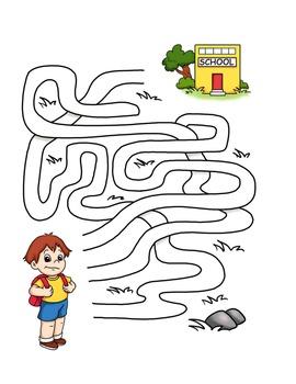 Maze Games [digital]