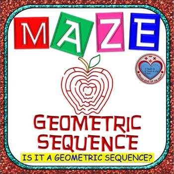 Maze - Is it A Geometric Sequence?