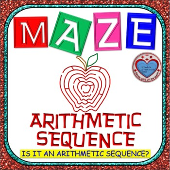 Maze - Is it An Arithmetic Sequence?