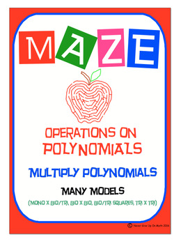 Maze - Operations on Polynomials-Multiply Poly (Monomial,