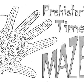 Maze Prehistoric Times
