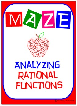 Maze - Rational Functions - Analyzing Rational Functions