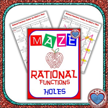 Maze - Rational Functions - Find the Hole(s)