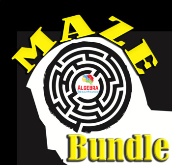 Maze Review Game Bundle