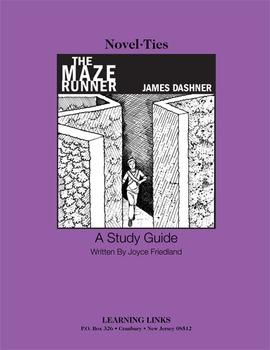 Maze Runner - Novel-Ties Study Guide