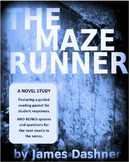 Maze Runner by James Dashner - Brief novel study and discu