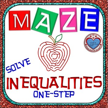 Maze - Solving One-Step Inequalities