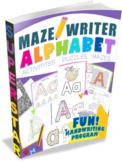 Maze Writer Handwriting Program