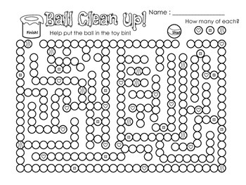 Mazes for Grade Two - Early Finshers