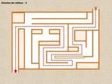 Mazes that aMaze
