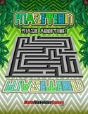 Mazition: Addition Math Game