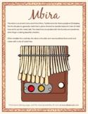 Mbira Mini-Poster Freebie