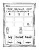 Mc Graw-Hill WONDERS Grade 1 Unit 2 Spelling On Level