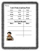 WONDERS Grade 3 ALL UNITS Spelling Practice