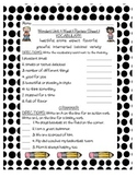 WONDERS Grade 3 Unit 4 Vocabulary and Grammar Reviews