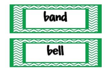 Mc Graw Hill WONDERS Grade 4 Unit 1 Spelling ON Level