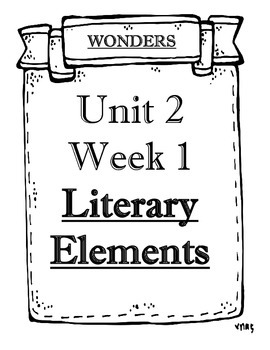 Mc Graw-Hill WONDERS Grade 4 Unit 2 Objectives