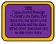 WONDERS Grade 5 Unit 6 Bulletin Board Set