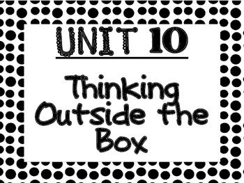WONDERS Kindergarten Unit 10 Bulletin Board Set