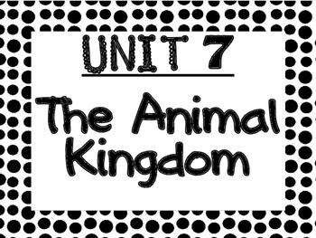 WONDERS Kindergarten Unit 7 Bulletin Board Set