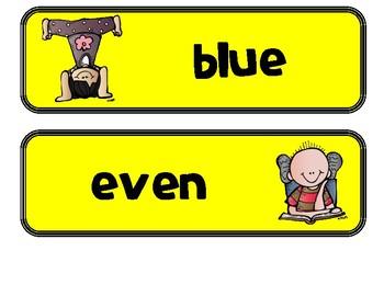 Mc Graw-Hill Wonders Grade 2 Unit 1 Week 1 Bulletin Board Sample
